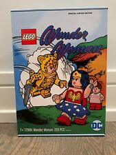 LEGO DC Fandome Wonder Woman vs Cheetah Set 77906 Exclusive SDCC NEW 2020 📦