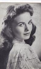 JEANNE  CRAIN -  hollywood  MOVIE  STAR/actress 1950s  arcade/exhibIit card