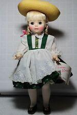 "Vintage Madame Alexander "" Heidi "" 14"" Doll 1580"