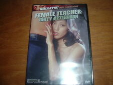 Female Teacher : Dirty Afternoon DVD NEW Nikkatsu Erotica Global Shipping