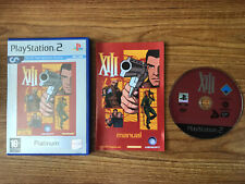 XIII (PS2) PAL