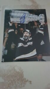 Scott Niedermayer Autographed Signed Anaheim Ducks 8x10 Photo