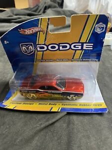 HOT WHEELS DON THE SNAKE PRUDHOMME DODGE CHALLENGER CONCEPT CAR Chase