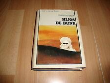 HIJOS DE DUNE LIBRO DEL AÑO 1977 DE EDICIONES ACERVO EN BUEN ESTADO