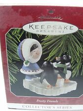 1998 FROSTY FRIENDS SERIES #19, HALLMARK KEEPSAKE ORNAMENT