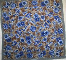 -Superbe châle  GIORGIO ARMANI    100% laine TBEG  vintage scarf