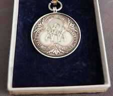 1926 bicycle race medal: London Cycling Association 50 mile championship race