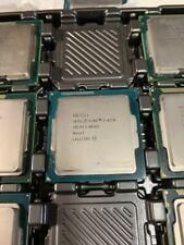 Intel Core i7-4770 3.4 GHz SR149 Desktop Quad Core CPU Processor