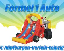 """Hüpfburg """"FORMEL 1 AUTO"""" deutschlandweit zu mieten (Wochenendpreis, 2 Tage)"""