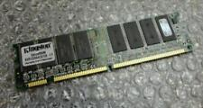 Memoria (RAM) de ordenador Kingston de DIMM 168-pin PC133