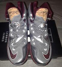 Nike LEBRON James XIII AKRON Cork Men's S 9 Basketball NBA Shoes high tops