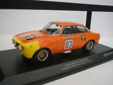 Alfa Romeo Gta 1300 Junior #83 Drm 1972 R. Maschke 1/18 minichamps 155721283