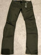 G Star Raw avi click Superstretch Womens Cargo Pants jeans combat trousers 32x32