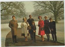 Foto AK Großbritannien 1976 ! The Royal Family at Sandringham !