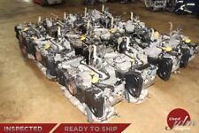 2002 2003 2004 2005 SUBARU IMPREZA WRX 2.0L TURBO ENGINE JDM EJ205