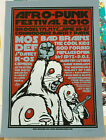Afro-Punk Festival Brooklyn 2010 by Jermaine Rogers SIGNED Ltd x/15 Poster Print