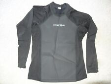 HyperFlex Wetsuit Top Size L Black Longsleeve