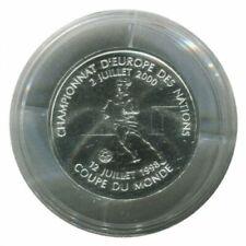 Boîtiers FDC, BU, BE de pièces de monnaie françaises 1 francs