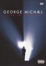 NEW George Michael: Live in London (DVD)