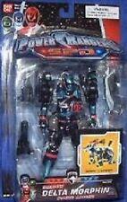 "Power Rangers SPD Shadow Delta Morphin Ranger New 6"" Factory Sealed"