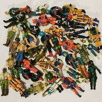 HUGE Collection Lot of 1989 G.I. JOE COBRA ARAH Action Figures YOU PICK!