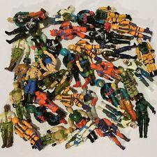 Huge Collection Lot of 1989 G.I. Joe Cobra Arah Action Figures You Pick!