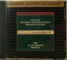 The Alan Parsons Project - Tales Of Mystery And Imagination  MFSL Gold CD