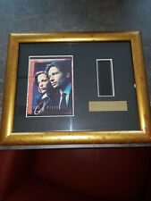 Extremely Rare! The X Files Fox Mulder Limited Edition of 200 Filmcell Framed