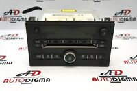 SAAB 9-3 2008 RADIO CD PLAYER STEREO HEAD UNIT 12779269