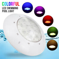 25/55/80W RGB LED Poolbeleuchtung Poollicht Schwimmbad Teichbeleuchtung +Control