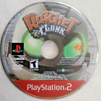 PS2 Playstation Rachet and Clank Disc Only Tested