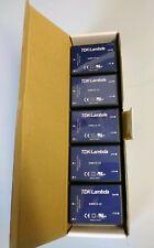 Lot of 5 TDK Lambda KMS15-12 100-240V AC,  to 12V DC 15W 1.25A medical grade 😍
