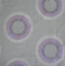 OSBORNE AND LITTLE Cabochon Parure Purple circles new remnant