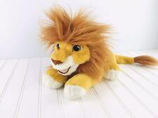 1993 Authentic DISNEY Plush SIMBA Hand PUPPET Sound LION KING Mattel Rawr