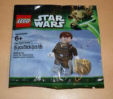 Lego Star Wars 5001621 Han Solo ( Hoth ) Figur Tütchen Polybag Set Neu OVP
