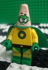 Lego Spongebob Squarepants Patrick Cape minifigure 3815