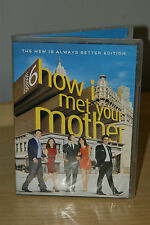 How I Met Your Mother Complete Season 6 Show Discs all 24 Episodes