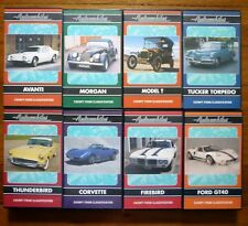 AUTOMOBILES Rare OOP Time Life Australia PAL VHS Videos x 8 Some Sealed Lot 1