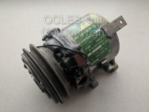 Used BMW 1377946 Air conditioning compressor (Bosch-Behr) E30
