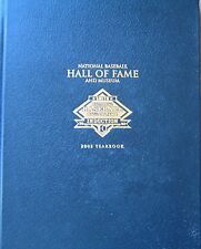 2002  Baseball Hall Of Fame Induction Yearbook Ozzie Smith