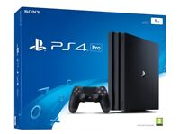 ºVIDEOCONSOLA SONY PS4 PRO 1TB