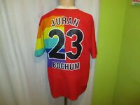 "VfL Bochum FABER Sportswear UEFA-CUP Trikot 97/98 ""FABER"" + Nr.23 Juran Gr.M"
