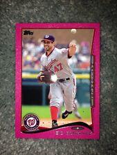 2014 Topps Mini Pink Parallel Gio Gonzalez Washington Nationals 15/25