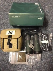 Vortex Razor HD 12 x 50 Binoculars with Glasspak Model RZB-2104 - Brand New