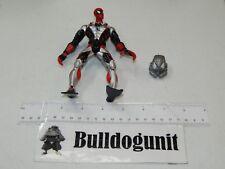 Sea Diver Spider-Man w/ Helmet Figure Marvel Toy Biz 1997 Web Splashers
