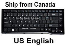 Fujitsu Lifebook LH532 Keyboard - US English