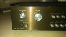 Dual CV 1200 StereoAmplifier + Dual CT 1740 Computercontrolled Tuner