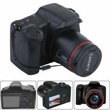 SLR Digitalkamera 1080P Spiegelreflexkamera 16X Zoom 3 Zoll TFT Display Kamera