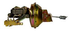 "67-74 GM F/X BODY DISC BRAKE CONVERSION 9"" BOOSTER MASTER CYLINDER VALVE KIT"