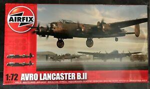Airfix A08001 Avro Lancaster B.II Heavy Bomber 1:72 Scale Plastic Kit